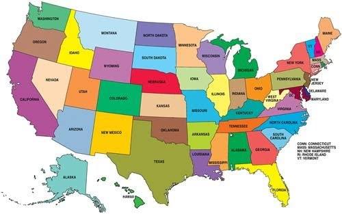 American State Of Mind Disharmony Through Disagreement